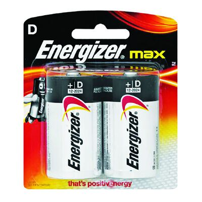 Energizer Battery 2D
