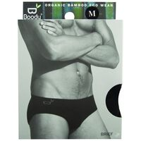 Boody Men's Briefs -  black