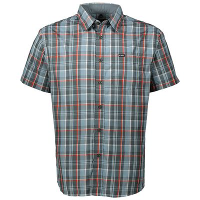 K-Way Men's Explorer Berluda Check Shirt