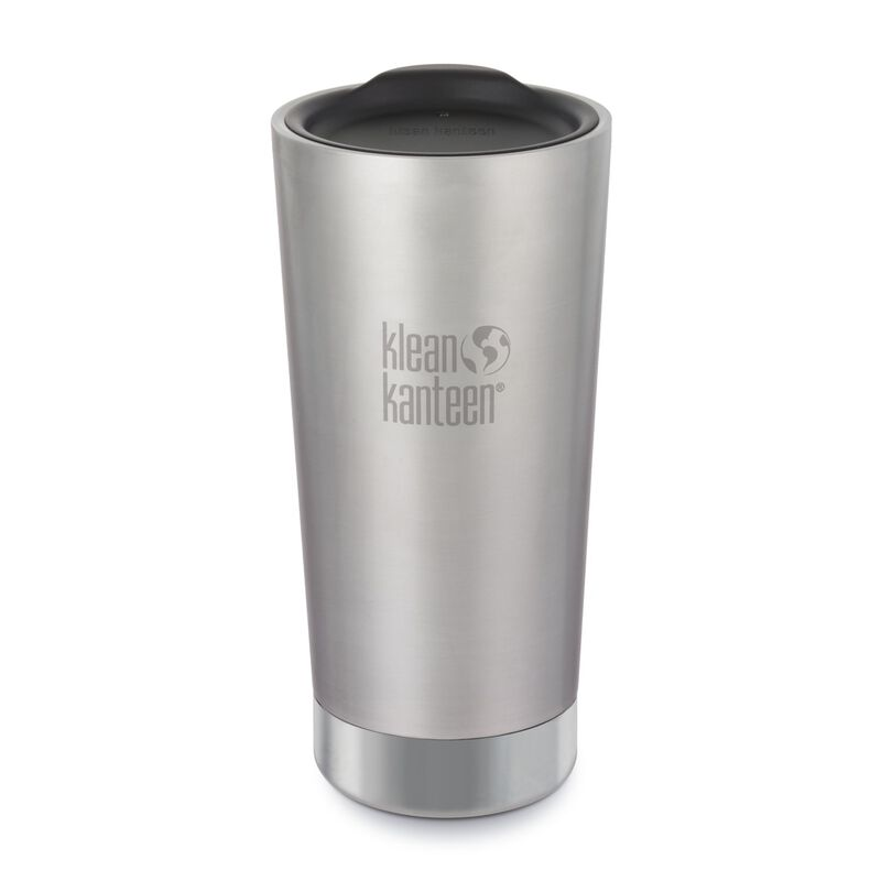 Klean Kanteen Vacuum Insulated Tumbler 20oz -  silvergrey