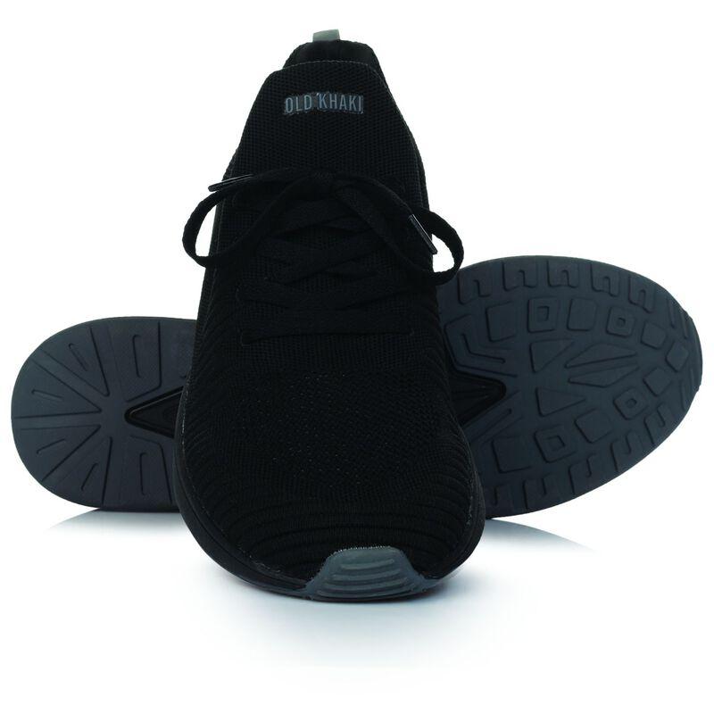Old Khaki Men's Aryan Shoe -  black-grey