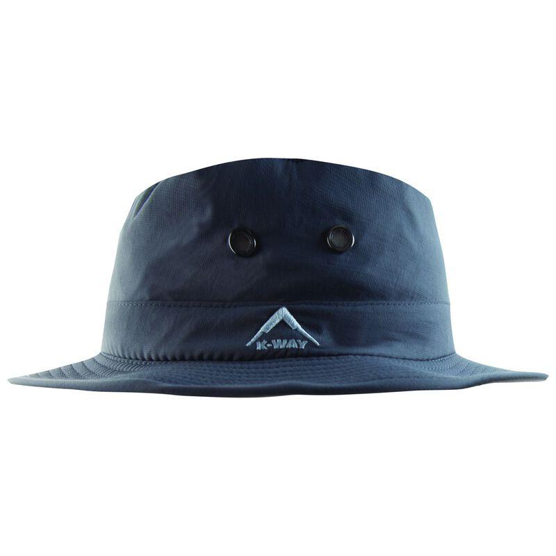 K-Way Trek Floppy Hat -  charcoal