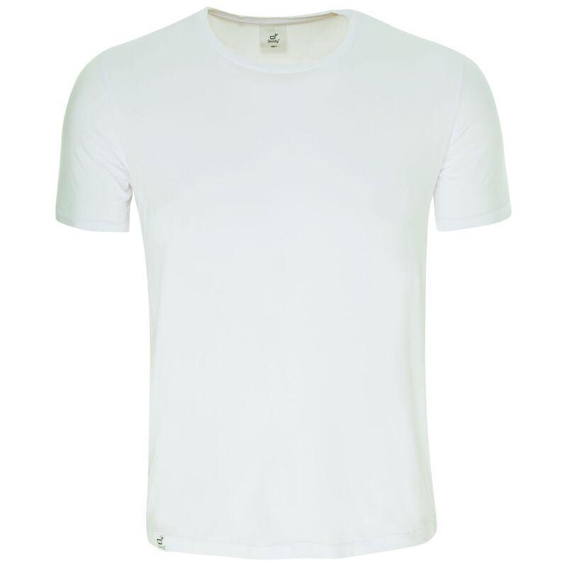 Boody Men's Crew Neck T-Shirt -  black