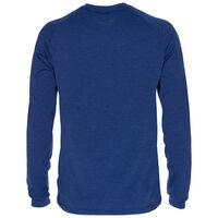 K-Way Men's Harper Crewneck Fleece  -  blue