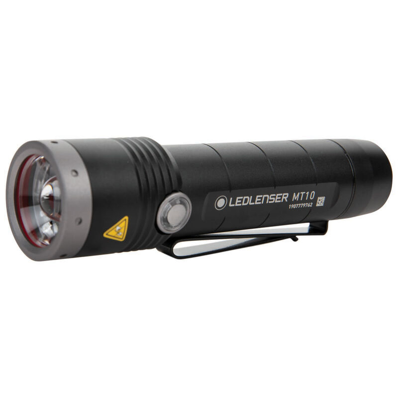 Ledlenser MT10 Rechargeable Torch -  nocolour