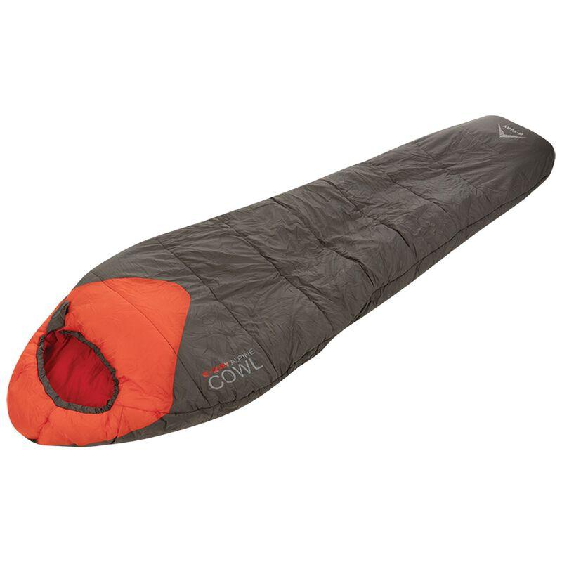 K-Way Alpine2 SB -  red-charcoal