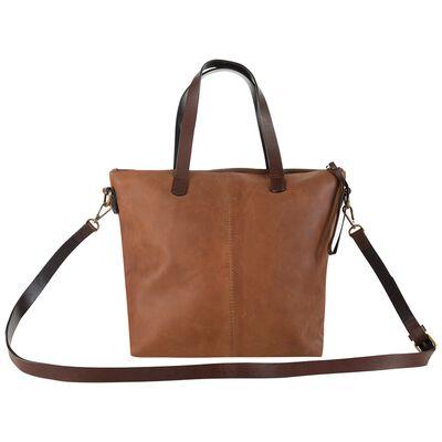 Dolly Leather Tote