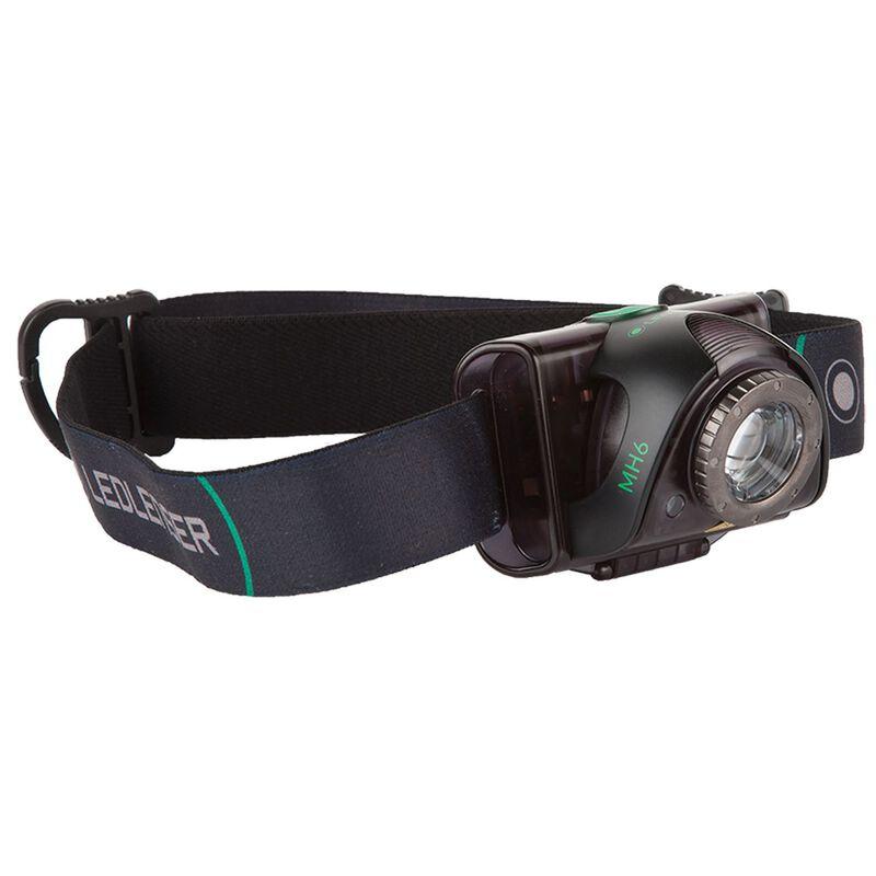 Ledlenser  MH6 Headlamp -  black