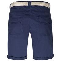 Old Khaki Callia Women's Belted Short -  blue-navy