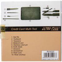 UltraTool CreditCard -  blue
