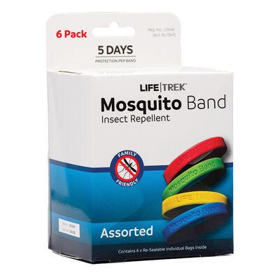 Lifetrek Mosquito Band 6-Pack