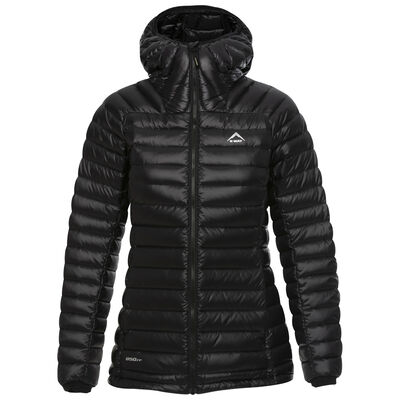 K-Way Women's Martine Hooded Jacket