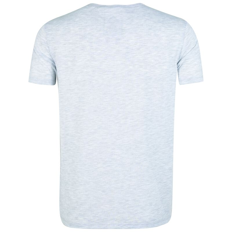 K-Way Men's Experience S19.1.1 T-Shirt -  silvergrey