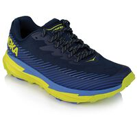 Hoka Men's Torrent 2 Shoe -  navy-yellow
