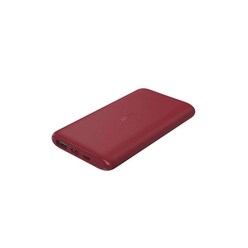 Aukey 10 000mAh USB-C Power bank -  red