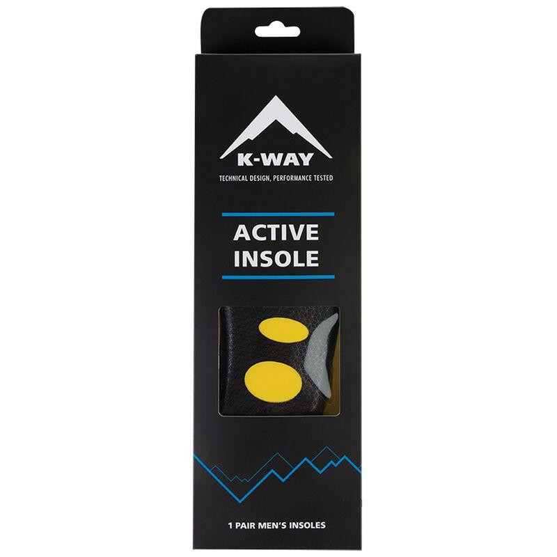 K-Way Men's Active Insole -  nocolour