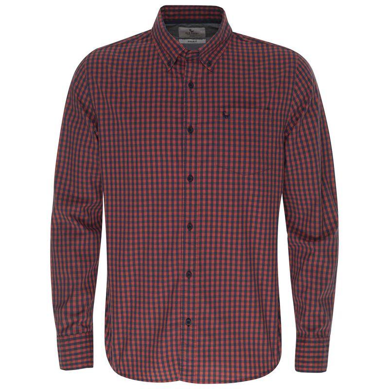 Old Khaki Men's Lenox Shirt -  red