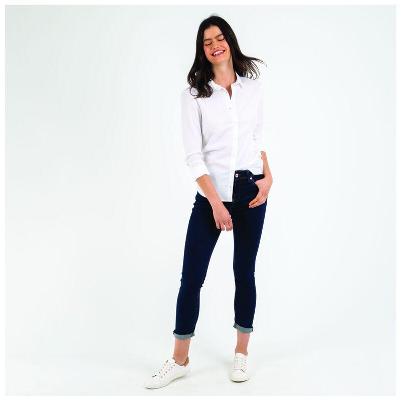 Old Khaki Women's Chelsea Shirt -  white