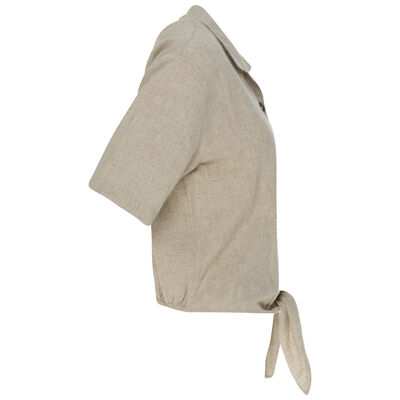 Arya Women's Front-Tie Top