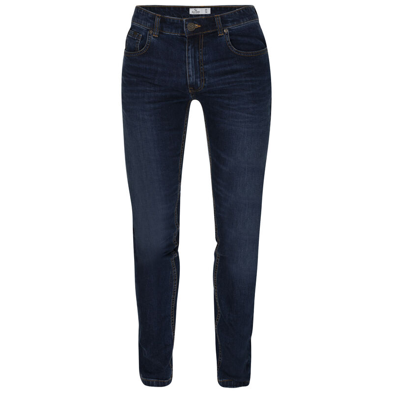 Joel Men's Skinny Denim -  midblue