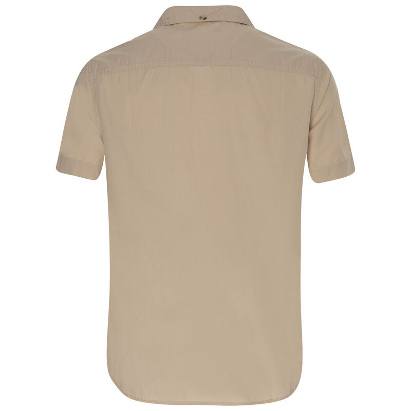 CU & Co Men's Pete Shirt -  stone