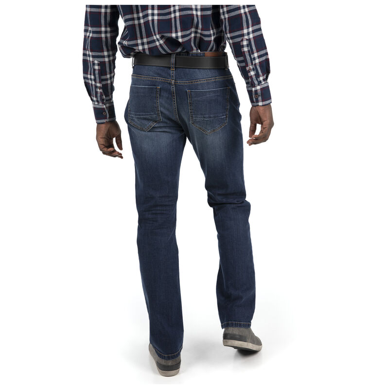 Jordy Regular Straight Denim -  midblue