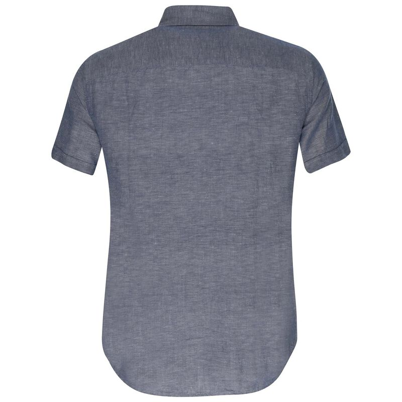 Old Khaki Men's Colt Shirt -  navy