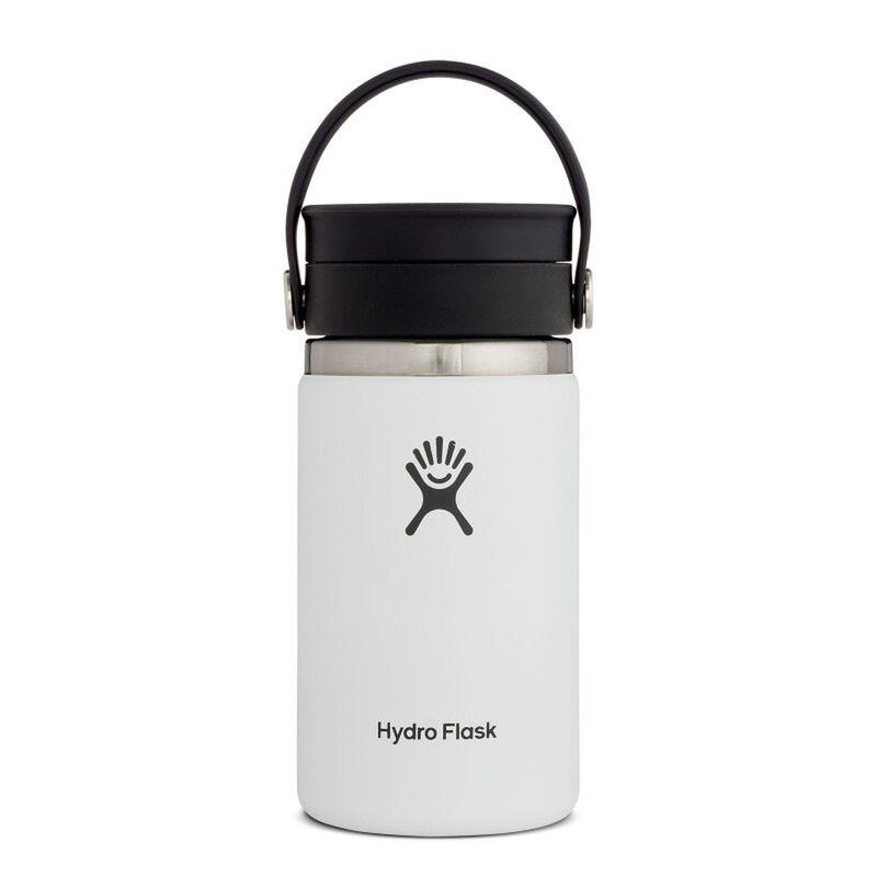 Hydroflask 354ml Wide Mouth Flex Sip Lid Coffee Mug -  white
