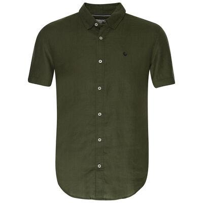 Old Khaki Men's Laz Linen Shirt