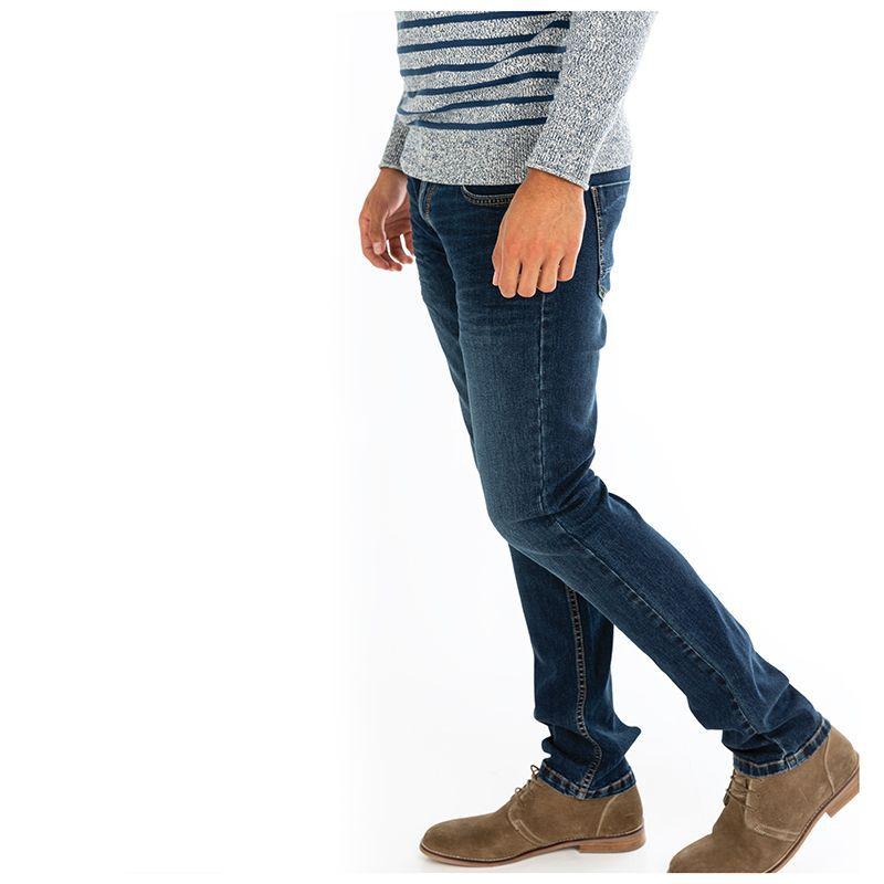 Old Khaki Men's Joel Skinny Leg Denims -  midblue