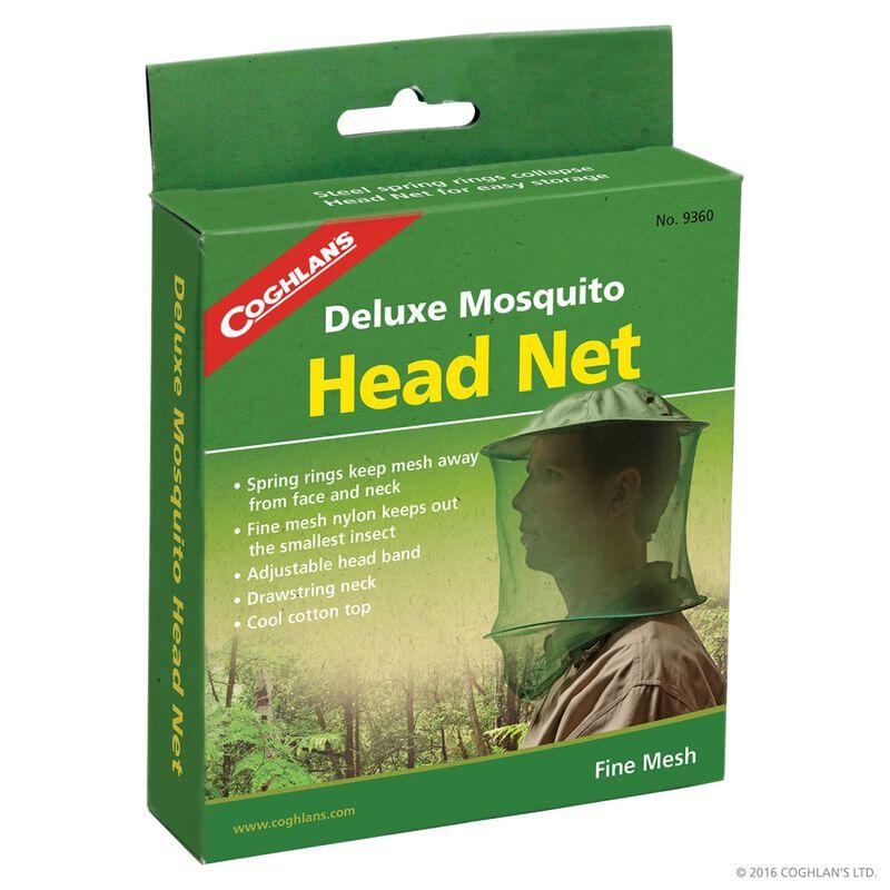 Coghlan's Deluxe Head Net -  tan