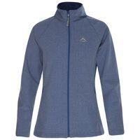 K-Way Women's Mira'19 Softshell Jacket -  blue-midblue