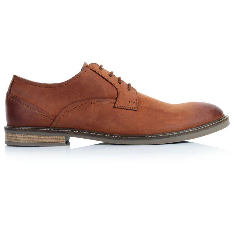 Arthur Jack Men's Bradford Shoe -  rust