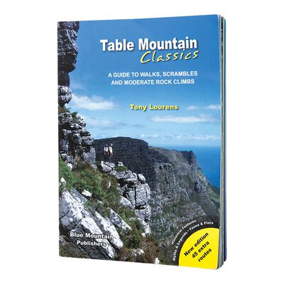 Table Mountain Classics Book ny Tony Lourens