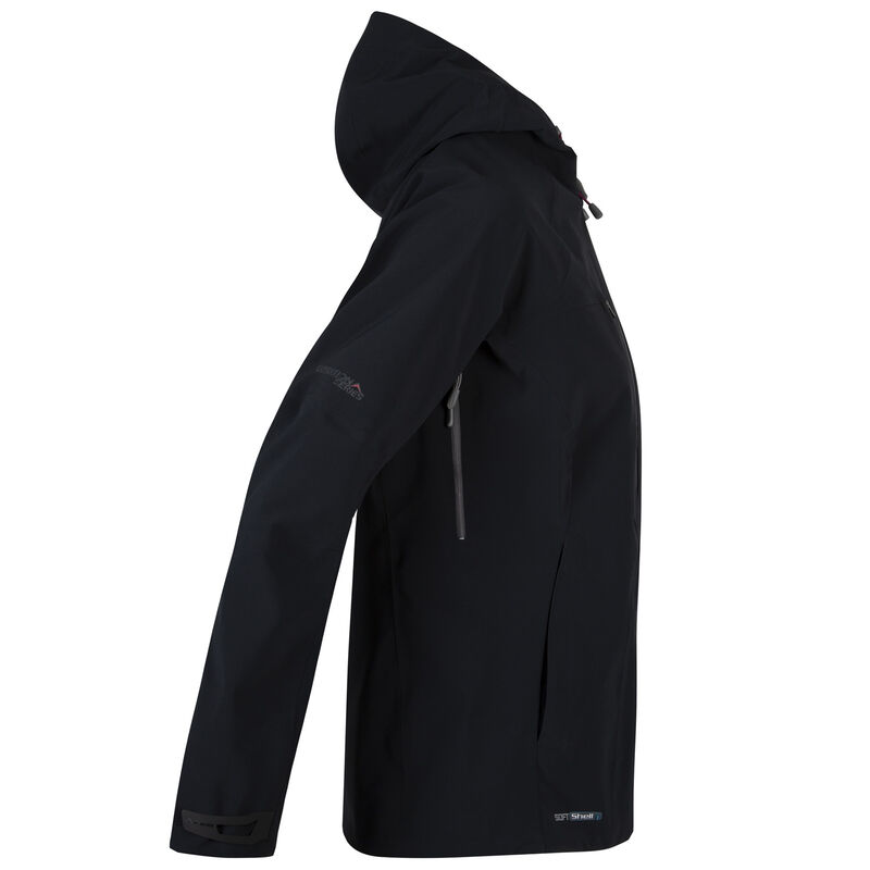 K-Way  Expedition Series Women's Kili '19 Softshell Jacket  -  black-berry