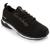 K-Way Women's Flex Lite 2 Shoe  -  black-white