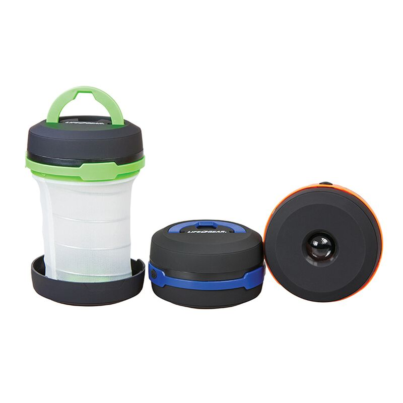 Life and Gear Pop-up Lantern  -  blue