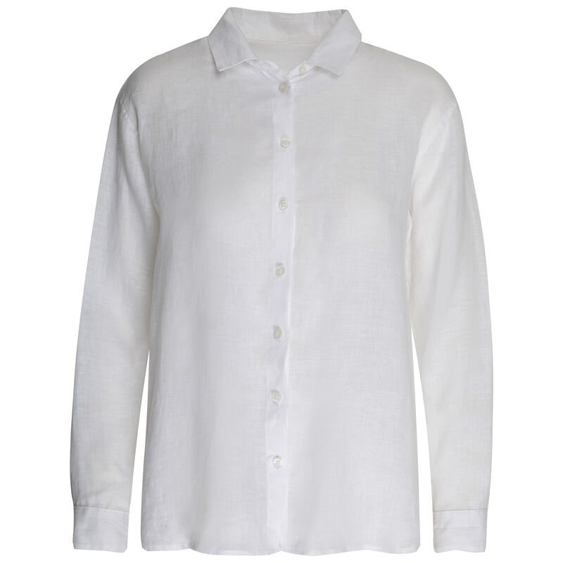 Rare Earth Ginger Blouse -  white