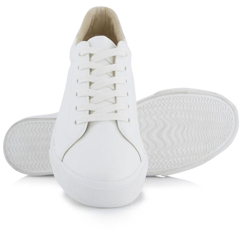 Old Khaki Women's Anna Sneaker -  white