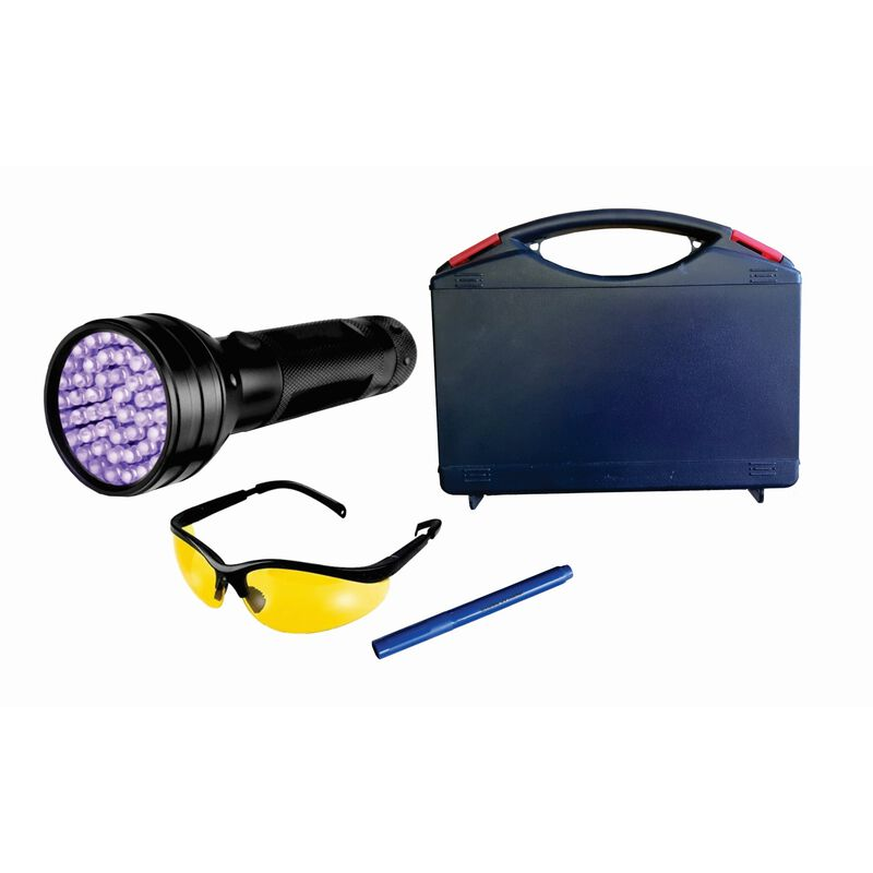 SupaLED Detector 51 LED Scorpion and Forensic Kit -  black