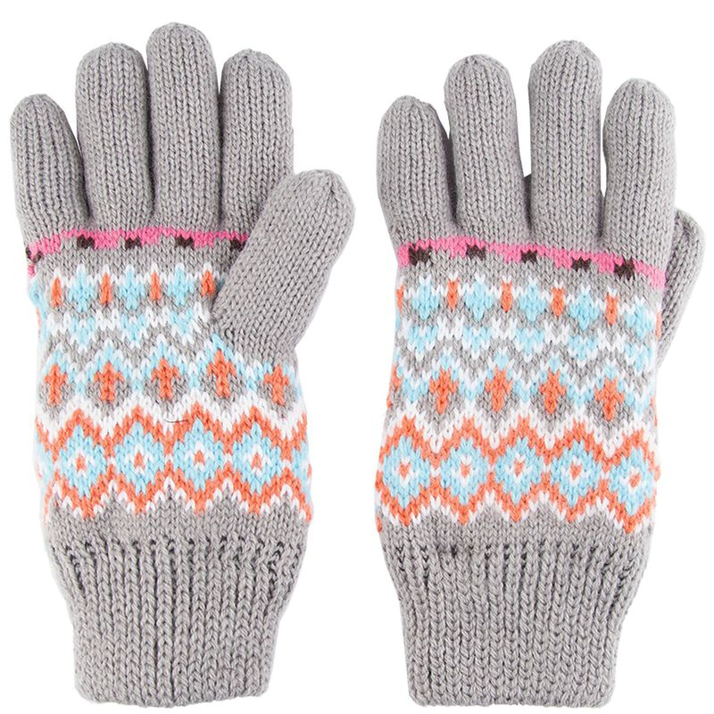 K-Way Frosty Glove -  charcoal-assorted