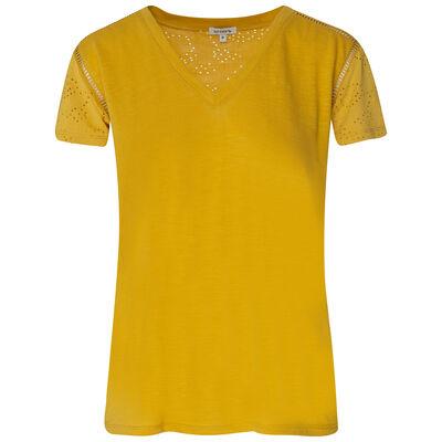 Old Khaki Women's Mercy Anglaise T-Shirt