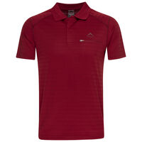 K-Way Men's Seth Golfer  -  red