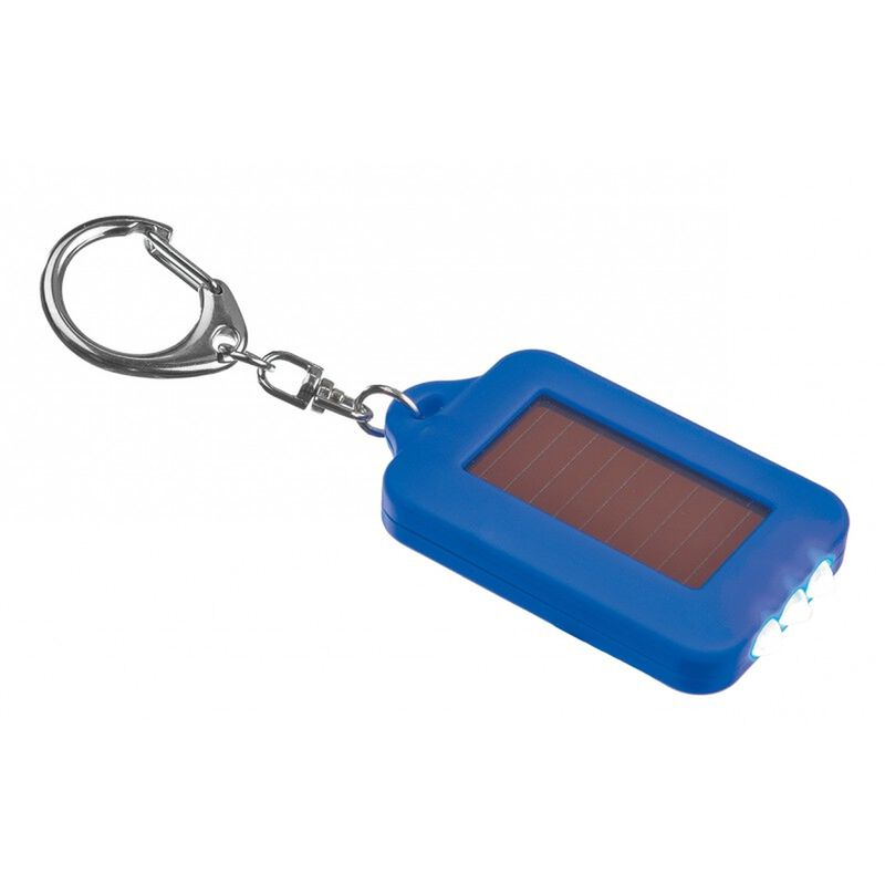 Eco Glo Solar Keyring -  assorted