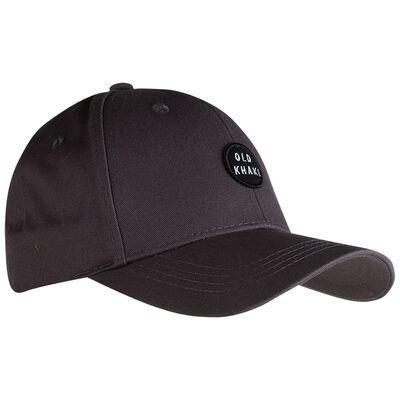 Enoch Round Branded Peak Cap