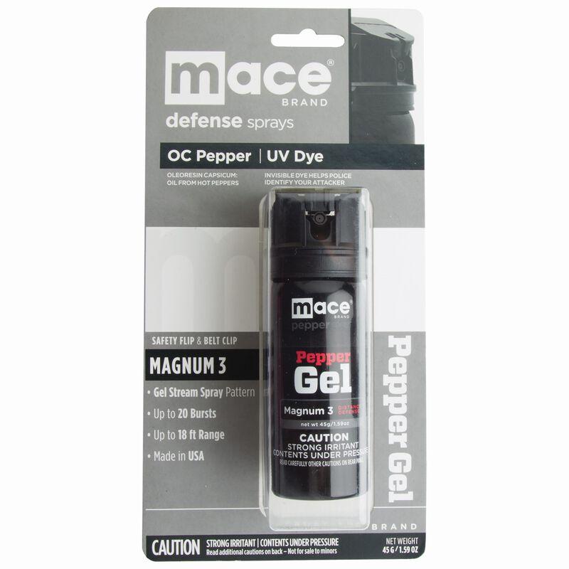 MACE Magnum 3 -  black