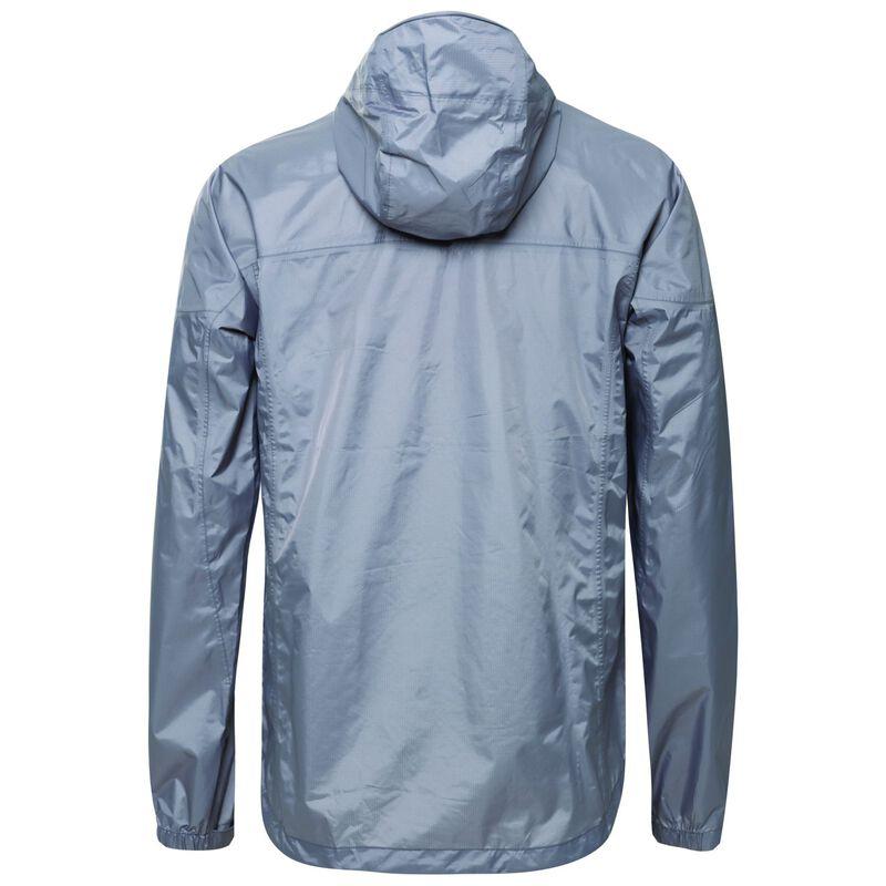 K-Way Men's Rainstorm Jacket -  grey