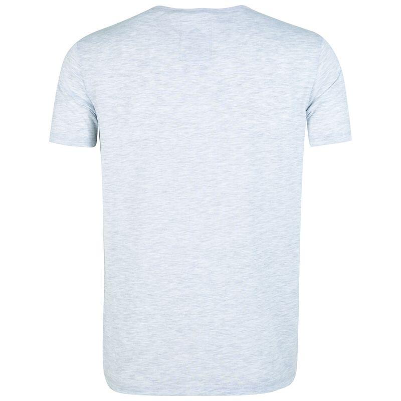 K-Way Men's Experience S19.1.1 T-Shirt -  silvergrey