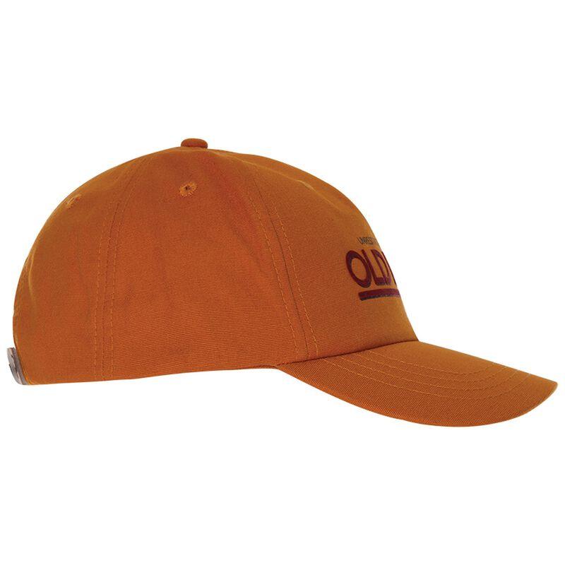 Old Khaki Men's Will Branded Peak Cap -  yellow-red