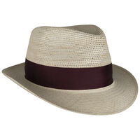 Cape Union Women's Asher Panama Hat -  cream-cream
